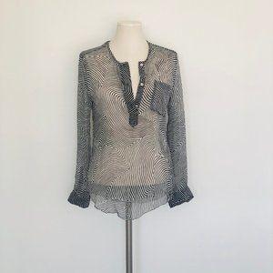 Isabel Marant Etoile Silk Blouse - Size 36 FR